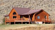 Log Lodges
