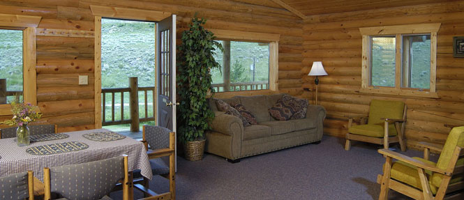 South West Montana Cabins & Lodges Rentals