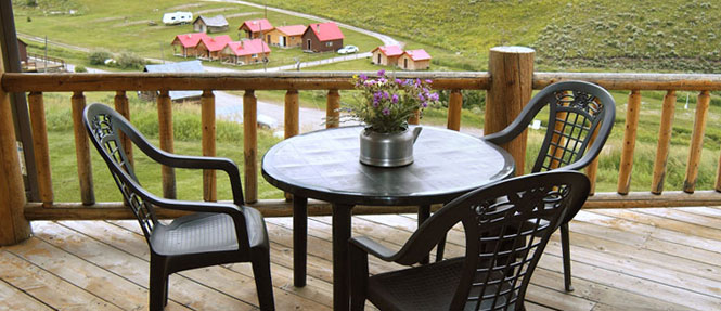 Wilderness Edge Lodge & Cabin Rentals