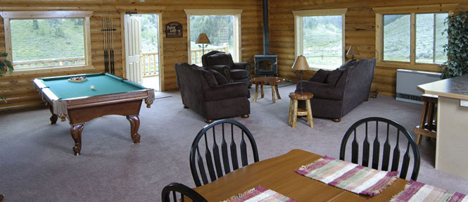 Yellowstone National Park Cabin Rentals