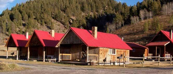 Rustic Cabins Rentals