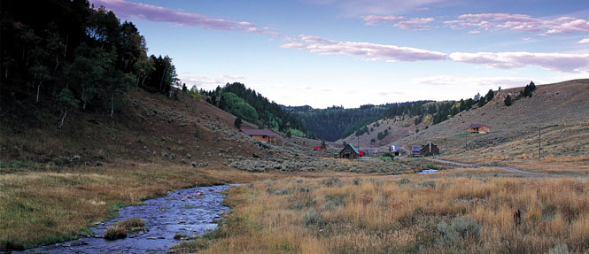 Wilderness Edge Southwest Montana
