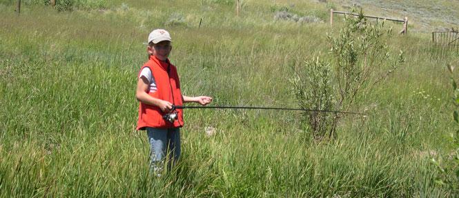 Fishing in Southwest Montana